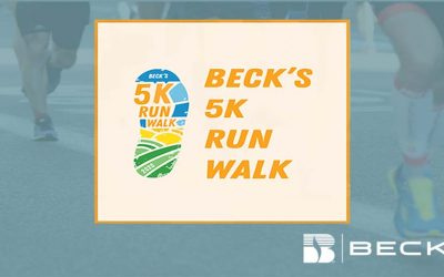 Beck's Hybrids 5K Run/Walk August 1, 2020